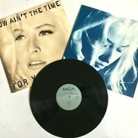 WENDY JAMES - Now Ain't The Time For Your Tears 1993 Vinyl LP Album VG+/VG+