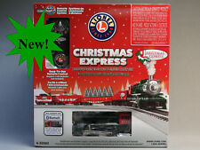 LIONEL CHRISTMAS EXPRESS BLUETOOTH REMOTE CONTROL TRAIN SET O GAUGE 6-82982