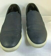 Lanvin  DBB1 Leather Slip On Sneaker Size 8