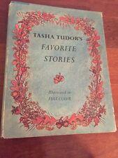 TUDOR, Tasha TASHA TUDORS FAVORITE STORIES Tudor's 1st