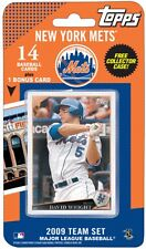 Topps MLB Baseball Cards 2009 New York Mets 14 Card Team Set, BRAND NEW & SEALED
