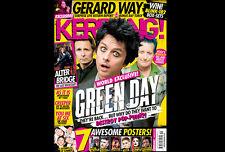 KERRANG Magazine GREEN DAY ALTER BRIDGE As It Is Gerard Way YOU ME AT SIX PVRIS
