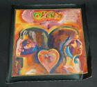 Original Howie Green Pop Art Album Cover - Heart Dreamboat Annie