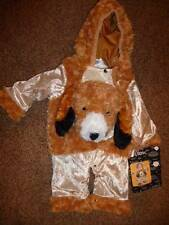 Petables Baby Infant Dog Puppy Halloween Costume 6-12 months Plush Furry Toddler