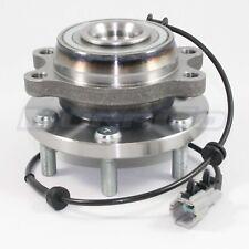 Wheel Bearing & Hub Assembly fits 2009-2009 Suzuki Equator  DURAGO PREMIUM