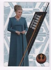 2016 Star Wars High Tek base SP SW-72A General Leia Organa
