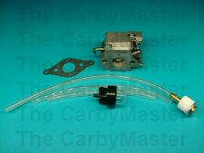 Walbro ZAMA Style Carburetor Kit #2 for Older Ryobi Trimmers & Atom Edger