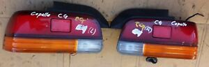 MAZDA 626 CAPELLA CG2S MODEL 1994 97 PAIR TAIL LIGHTS LH RH STANLEY 043-1480