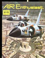 Air Enthusiast Magazine June 1973 EX No ML 122916jhe