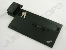 New Lenovo ThinkPad T460s T540p T560 Pro Dock Docking Station Inc 2 Keys