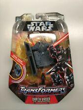 Darth Vader Transformers 2006 Star Wars Tie Advanced. Misb! Hasbro