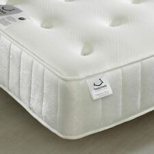 Maestro Memory Foam Open Coil Spring Medium Soft Mattress - King Size