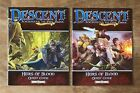 Descent Journeys In The Dark 2E Heirs Of Blood Act I And Ii Quest Guides
