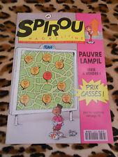 Lot de 85 SPIROU MAGAZINE 1991-1993