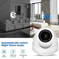 Dome 2.4MP CCTV Camera Home Office Security System Night Vision WATERPROOF UK