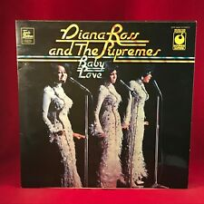 DIANA ROSS & THE SUPREMES Baby Love 1973 UK VINYL LP  EXCELLENT CONDITION f