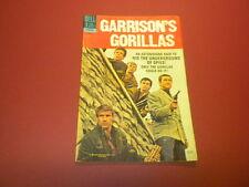 GARRISON'S GORILLAS #2 Dell Comics 1968 tv war