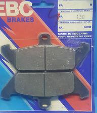 PASTIGLIE FRENO EBC FA120 CAGIVA ELEFANT ELEPHANT 650