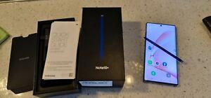 Samsung Galaxy Note10+ SM-N975F/DS - 256GB - Aura Glow (Unlocked) (Dual SIM) - …