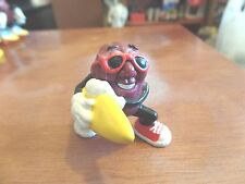 1988 California Raisin Figurine-W/ Surf Board #783