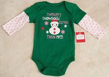 Christmas Infant Bodysuits