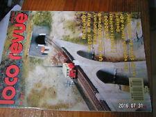 1µ? Revue Loco Revue n°527 Gare Massy Faire XGC 10000 en O CC 80000 Fleche d'Or