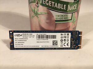 Micron Crucial MX200 M.2 SSD 500GB SATA 6Gb/s CT500MX200SSD4 Solid State Drive