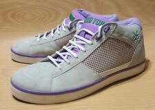 ZOO YORK SN42085 Hi Top Sneakers Leather Casual Mens Shoes Size 12
