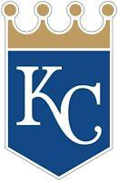 Kansas City Royals MLB Vinyl Decal - You Choose Size