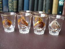 Vintage Derby Winners Drinking Set - Shot Glasses - Vintage Breweriana - Derby