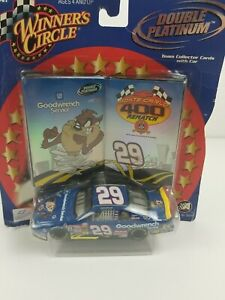 """Winner's Circle Double Platinum Goodwrench Monte Carlo Kevin Harvick NASCAR 5"""""""