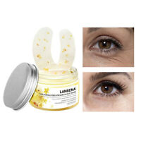 LANBENA Collagen Eye Mask Under Eye Patch Gel Pad Anti-Wrinkle Dark Circles Bags