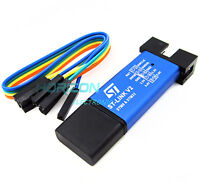 5PCS ST-Link V2 Programming Unit mini STM8 STM32 Emulator Downloader new