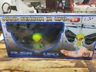 Easy To Fly Flying Alien UFO Sensor Hand Control Toy New IR w/charge cable LED