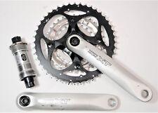 SHIMANO DEORE XT BICYCLE 9SPD 175 MM 44/32/22 CRANKSET FC-M751 OCTALINK BB 68 MM