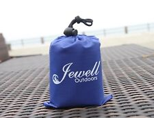 Jewell Outdoor Beach Concert Camping Compact Pocket Blanket 55″x60″ Ground stake
