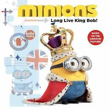 Minions - Long Live King Bob! by Lucy Rosen (Paperback, 2015) Early Reader