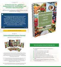 Fasten Formel eBook - Diät - Gesundheit - PLR Lizenz Komplettpaket