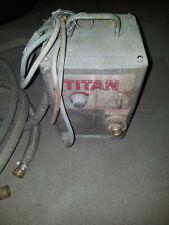 Titan Pro Finish 300 Hvlp Turbine Paint Sprayer Air Hose No Spray Gun