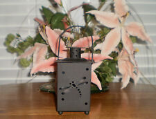 ~~ONE (1) METAL DRAGONFLY DECOR LATERN LED LIGHT INCLUDED~IMMEDIATE SHIPPING!