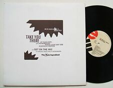 PETE ROCK & C.L. SMOOTH TAKE YOU THERE ORIG US ELEKTRA 12 INCH PROMO 1994 MINT-