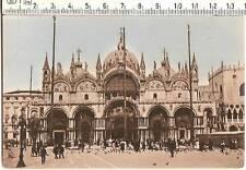 cartolina Veneto - Venezia Basilica S.Marco - VE 2046