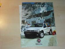 24207) Fiat Strada Polen Prospekt 2007