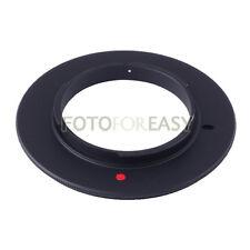 55mm Macro Reverse Adapter Ring For Nikon AF AI Mount Camera D810 D750 D7200 D90