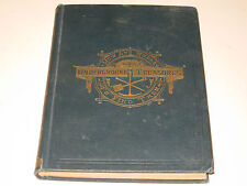 BOOK - UNDERGROUND TREASURES - JAMES ORTON - 1915