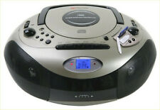 Califone 1886 Spirit Multimedia CD Player/Cassette AM/FM Radio w SD Card & USB