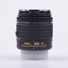Nikon Nikkor AF-P DX 18-55 mm F/3.5-5.6 VR G Objektiv