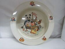 ROYAL WINTON PIP THE PANDA TAKES HIS FRIENDS SAILING CHILDRENS CEREAL BOWL