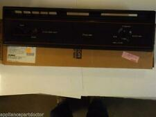 MAYTAG DISHWASHER 99001371 Panel, Control (blk)   NEW IN BOX