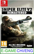 Nintendo Switch Sniper Elite V2 Remastered ★Brand New & Sealed★